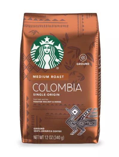 starbucks ground coffee starbucks