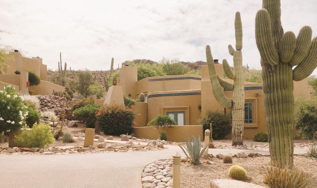 Dreaming of Travel - Arizona, Gold Canyon Golf Resort, Cactus.