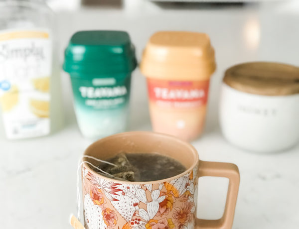 copycat starbucks medicine ball tea