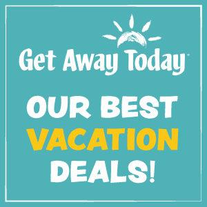 GetAwayToday vacation deals and ticket discounts for Disneyland and Disney World.