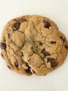 godiva chocolate chip cookie