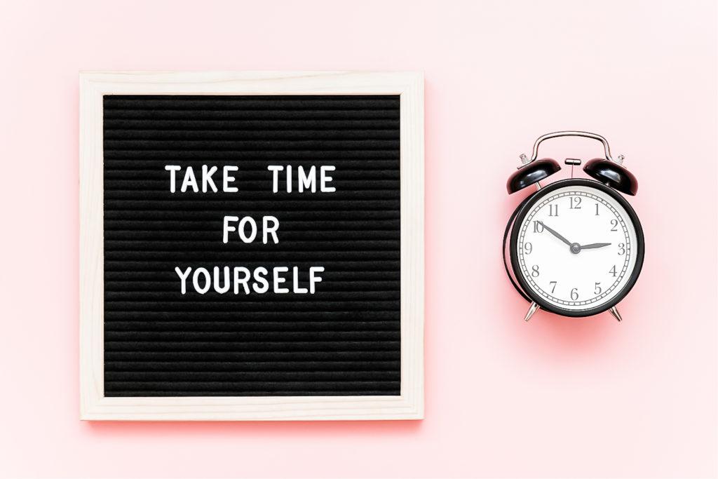 self care, take time for yourself, treat yourself, treat yoself