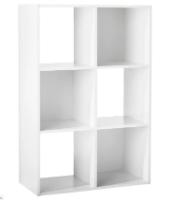 white cube storage