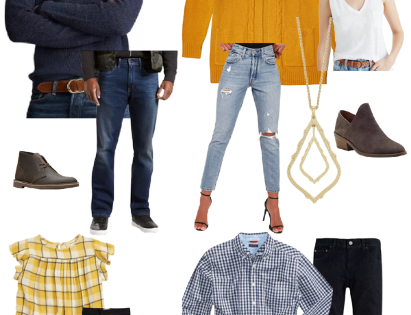 family photo outfit ideas fall autumn