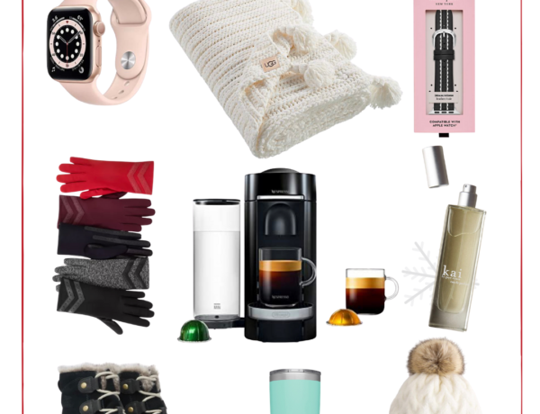 christmas gift guide for her.