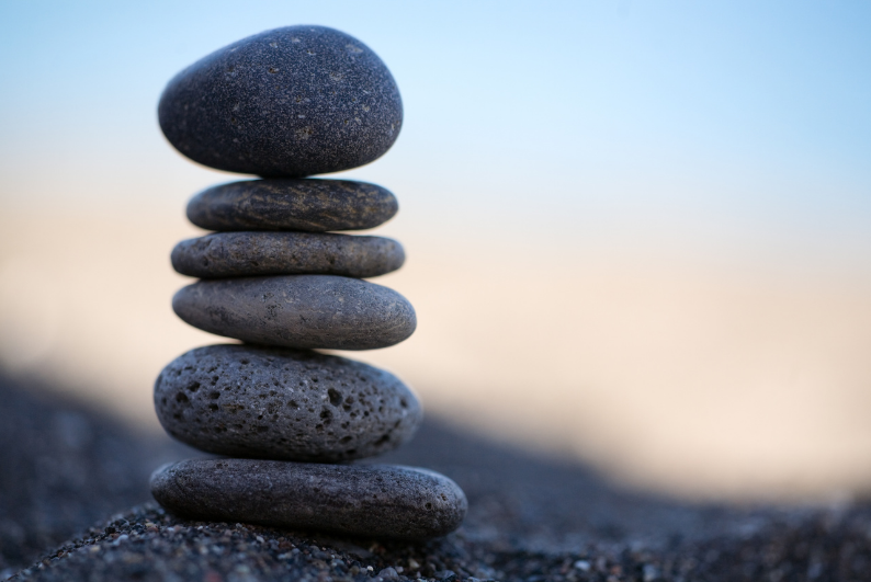 finding balance in your life